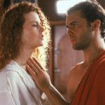 Nicole Kidman e Billy Zane in un torbido momento di Ore 10: calma piatta di Phillip Noyce (Dead Calm, Australia 1989)