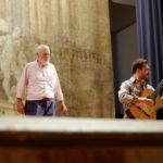 Ancora un'immagine dal cortometraggio Scarlatti K. 259 di Marco Tullio Giordana (Italia, 2017)