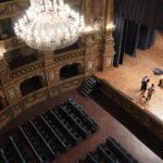 La magia del Teatro della Reggia di Caserta catturata dal corto Scarlatti K. 259 di Marco Tullio Giordana (Italia, 2017)