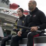 "Bingbing Li e Jason Statham, protagonisti ""umani"" di Shark - Il primo squalo di Jon Turteltaub (The Meg, USA, Cina 2018)"