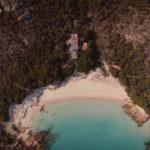 Uno scorcio dell'isola del titolo nel documentario Mauro da Budelli di Marco Tagliabue (Italia, Svizzera 2018)