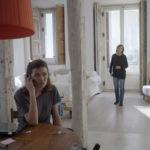 Un altro momento di tensione nel corso del corto Mother di Rodrigo Sorogoyen (Spagna, 2017)