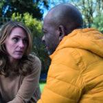 Suranne Jones e Lennie James in un momento di Save Me di Nick Murphy (UK, 2018)