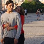 Giuseppe Maggio e Francesca Loy, giovani protagonisti di Un amore così grande di Cristian De Mattheis (Italia, 2018)