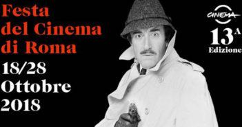 Festa del Cinema di Roma 2018: presentazione