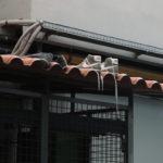 Una simbolica immagine tratta dal docuemntario Fuoricampo di Collettivo Melkanaa (Italia, 2017)