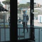 Un'altra immagine tratta dal documentario Fuoricampo di Collettivo Melkanaa (Italia, 2017)