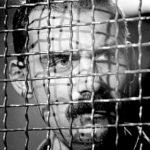 Gian Maria Volontè in Sacco e Vanzetti nel documentario La morte legale di Silvia Giulietti e Giotto Barbieri (Italia, 2018) archivio Enrico Appetito