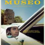 La locandina originale di Museo - Folle rapina a Città del Messico di Alonso Ruizpalacios (Messico, 2018)