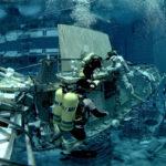 Spettacolare immagine subacquea dal corto Space Explorers: New Down di Félix Lajeunesse e Paul Raphaël (Canada, USA 2017)
