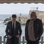 Antonio Folletto e Diego Abatantuono protagonisti della commedia nera Un nemico che ti vuole bene di Denis Rabaglia (Italia, Svizzera 2018)