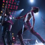I leggendari Queen in concerto, nella finzione di Bohemian Rhapsody di Bryan Singer (UK, USA 2018)