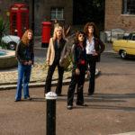 Ancora un'immagine del gruppo in Bohemian Rhapsody di Bryan Singer (UK, USA 2018)