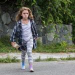 Ancora un'inquietante immagine di Lexy Kolker in Freaks di Zach Lipovsky e Adam B. Stein (USA, 2018)