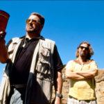 John Goodman e Jeff Bridges in un momento pregnante de Il grande Lebowski di Joel Coen ed Ethan Coen (The Big Lebowski, USA, UK 1998)