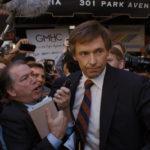 Hugh Jackman è Gary Hart in un momento critico di The Front Runner di Jason Reitman (USA, 2018)
