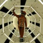 Un'immagine dal capolavoro 2001: Odissea nello spazio di Stanley Kubrick inserita nel documentario Trumbull Land di Grégory Wallet (Francia, 2018)