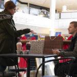 Julia Roberts e Lucas Hedges durante Ben is Back di Peter Hedges (USA, 2018)