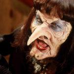 Anjelica Huston trasformata dal trucco in Chi ha paura delle streghe? di Nicolas Roeg (The Witches, UK, USA 1990)