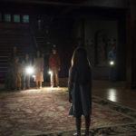 Angosce notturne durante Hill House, serie tv diretta da Mike Flanagan (The Haunting of Hill House, USA 2018)