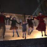 Tutti in volo durante Il ritorno di Mary Poppins di Rob Marshall (Mary Poppins Return, USA 2018)