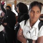Un'altra immagine della ragazza in Purdah di Jeremy Guy (India, USA 2018)