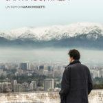 La locandina del documentario Santiago, Italia di Nanni Moretti (Italia, Francia, Cile 2018)