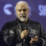 """Sergio Stivaletti riceve il premio """"Luca Svizzeretto"""" al Noir in Festival 2018"""