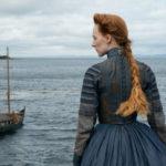 Un'immagine pittorica di Saoirse Ronan, protagonista di Maria Regina di Scozia di Josie Rourke (Mary Queen of Scots, UK 2018)