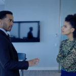 Ancora André Holland con Zazie Beetz in High Flying Bird di Steven Soderbergh (USA, 2019)