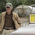 Clint Eastwood, protagonista e regista de Il corriere - The Mule (USA, 2018)
