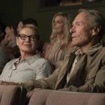 Dianne Wiest e Clint Eastwood in un'immagine tratta da Il corriere - The Mule di Clint Eastwood (USA, 2018)