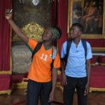 Studenti in gita culturale durante Il professore cambia scuola di Olivier Ayache-Vidal (Les grand esprits, Francia 2017)
