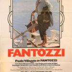 La locandina di Fantozzi di Luciano Salce (Italia, 1975)
