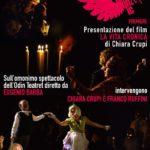 La locandina del documentario La vita cronica di Chiara Crupi (Italia, 2018)