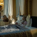 Colm Feore in un momento di The Umbrella Academy, serie tv creata da Jeremy Slater (USA, 2019)
