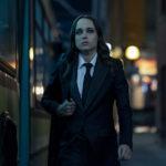Lo sguardo magnetico di Ellen Page in The Umbrella Academy, serie tv creata da Jeremy Slater (USA, 2019)