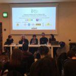 Un'immagine della conferenza di presentazione di Visioni Fantastiche 2019 a Ravenna