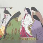 Riti tradizionali in La storia della Principiessa Splendente di Isao Takahata (Kaguyahime no monogatari, Giappone 2013)