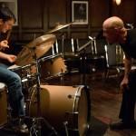 J.K. Simmons sprona Miles Teller in Whiplash di Damien Chazelle (USA, 2014)