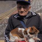Uno dei protagonisti del documentario I ricordi del fiume di Gianluca e Massimiliano De Serio (Italia, 2015)