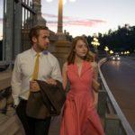 Passeggiate romantiche per la coppia di protagonisti di La La Land di Damien Chazelle (USA, 2016)