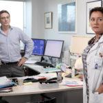 Ancora Benoît Magimel e Sidse Babett Knudsen durante 150 milligrammi di Emmanuelle Bercot (La fille de Brest, Francia 2016)