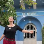 Un'immagine di Sonia Braga, eccellente protagonista di Aquarius di Kleber Mendonça Filho (Brasile, Francia 2016)