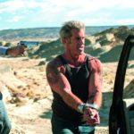 Mel Gibson in una tesa sequenza di Blood Father di Jean-François Richet (USA, 2016)