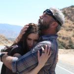 Erin Moriarty e Mel Gibson, ad alto rischio in Blood Father di Jean-François Richet (Francia, 2016)