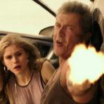 Mel Gibson fa fuoco nel corso di Blood Father di Jean-François Richet (Francia, 2016)