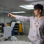 Momenti di tensione nel thriller Three di Johnnie To (San ren xing, Hong Kong, Cina 2016)