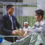 Un'ultima immagine da Three di Johnnie To (San ren xing, Hong Kong, Cina 2016)