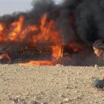 Una significativa immagine tratta da La donna che canta di Denis Villeneuve (Incendies, Canada, Francia 2010)